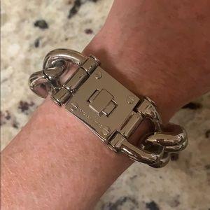 Michael Kors Silver Chain Bracelet